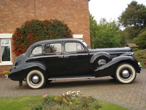 1937 Buick  McLaughlin For Sale