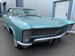 1965 BUICK RIVIERA CLAMSHELL COUPE For Sale