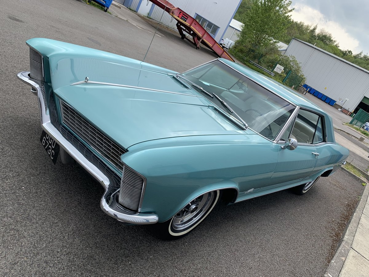 1965 BUICK RIVIERA CLAMSHELL COUPE For Sale (picture 2 of 6)