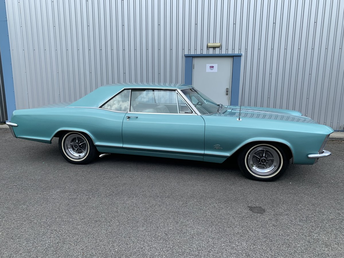 1965 BUICK RIVIERA CLAMSHELL COUPE For Sale (picture 3 of 6)
