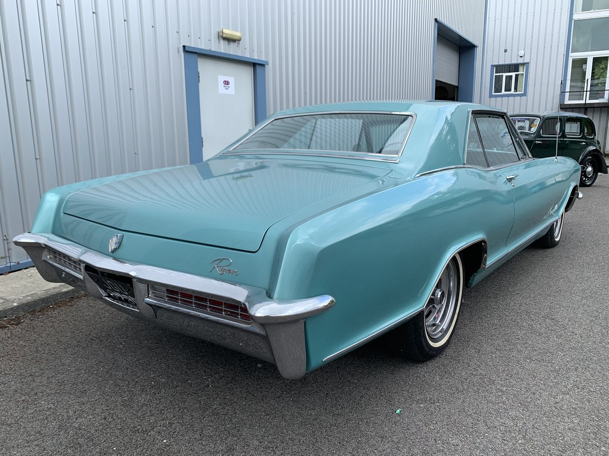 1965 BUICK RIVIERA CLAMSHELL COUPE For Sale (picture 4 of 6)