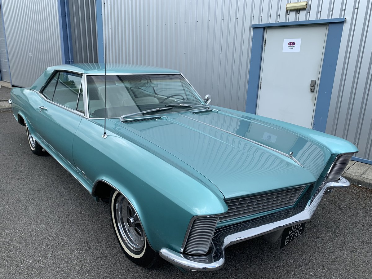 1965 BUICK RIVIERA CLAMSHELL COUPE For Sale (picture 5 of 6)