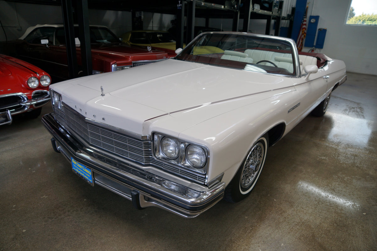 1975 Buick LeSabre 350 V8 Convertible SOLD (picture 1 of 6)