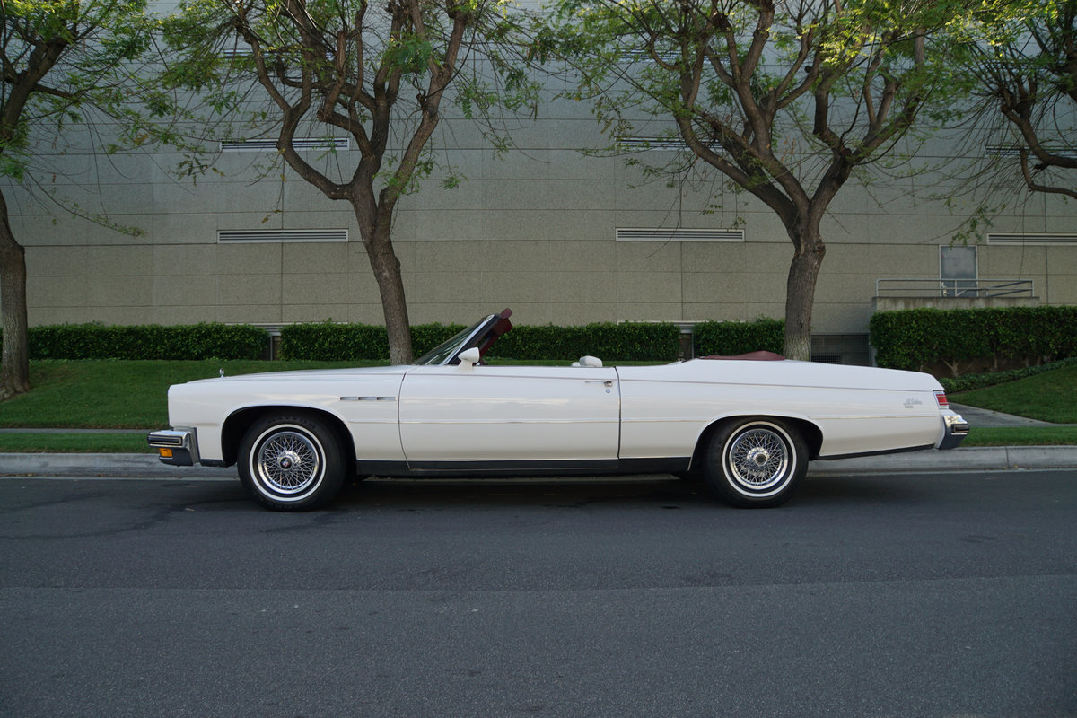 1975 Buick LeSabre 350 V8 Convertible SOLD (picture 2 of 6)