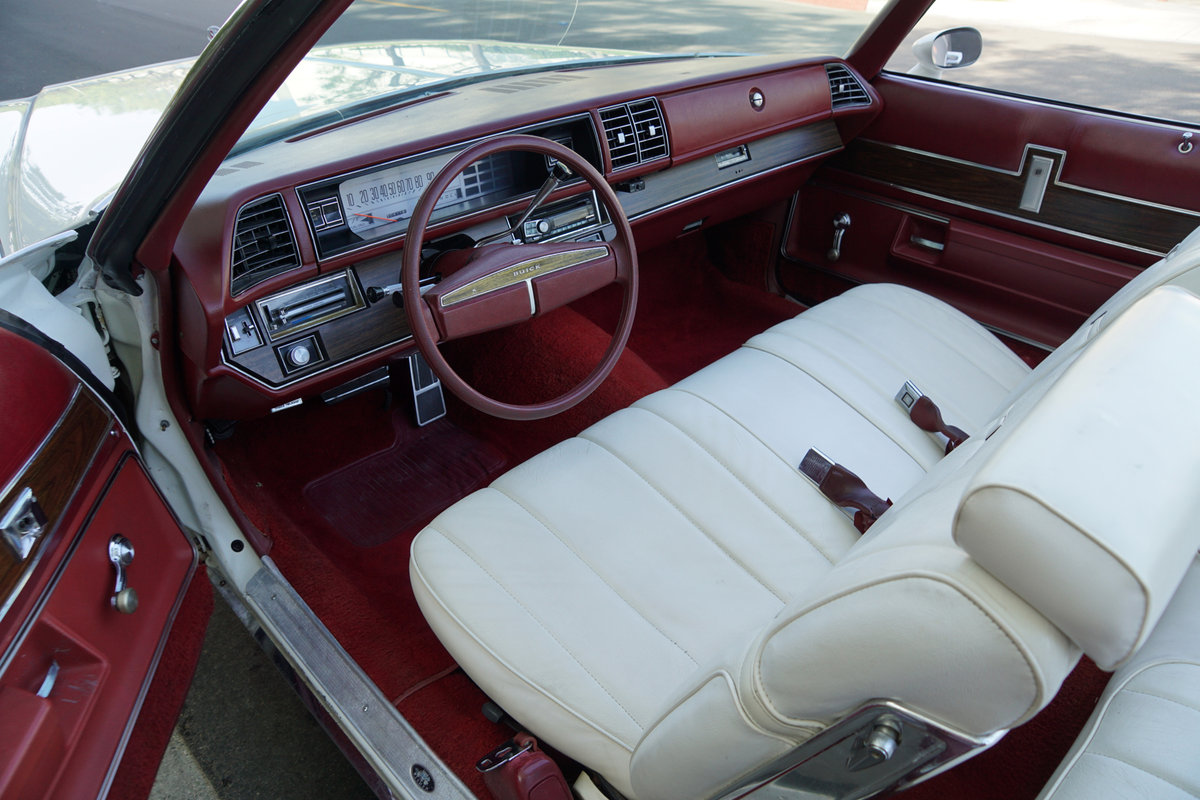 1975 Buick LeSabre 350 V8 Convertible SOLD (picture 5 of 6)