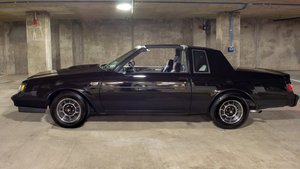 1987 Buick Regal Grand National = under 39k miles $39.9k For Sale