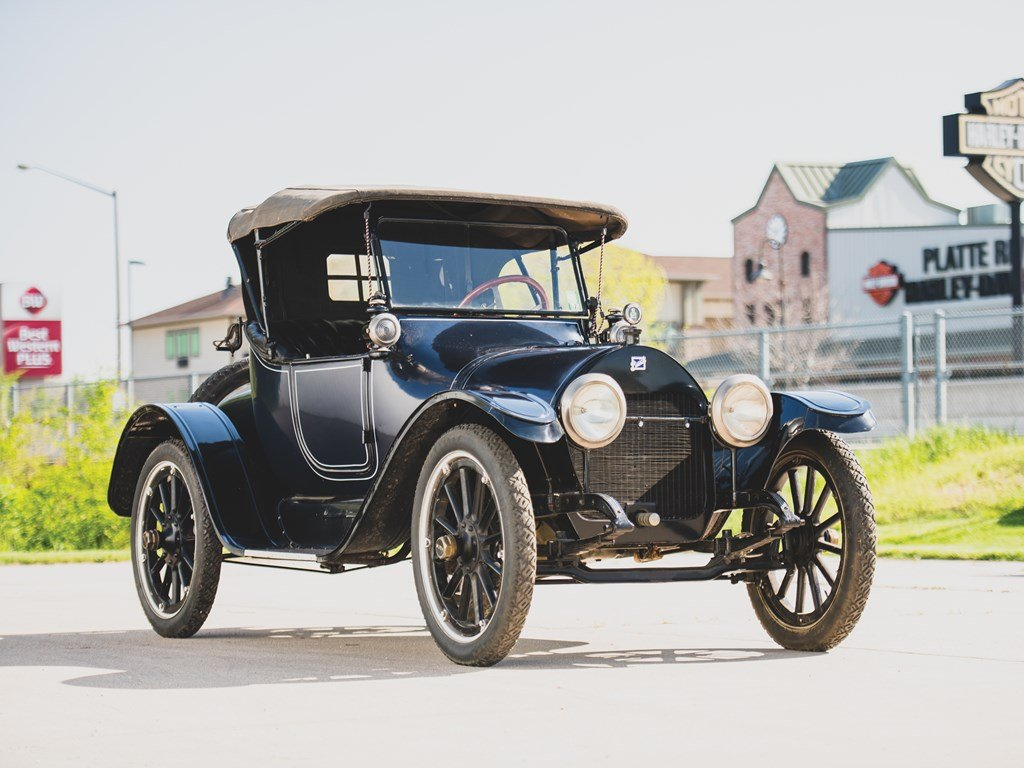 1914 Buick B36 Roadster For Sale by Auction (picture 1 of 6)