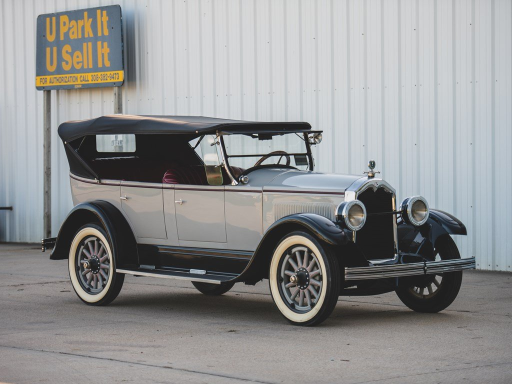 1925 Buick 5-25S Touring For Sale by Auction (picture 1 of 6)