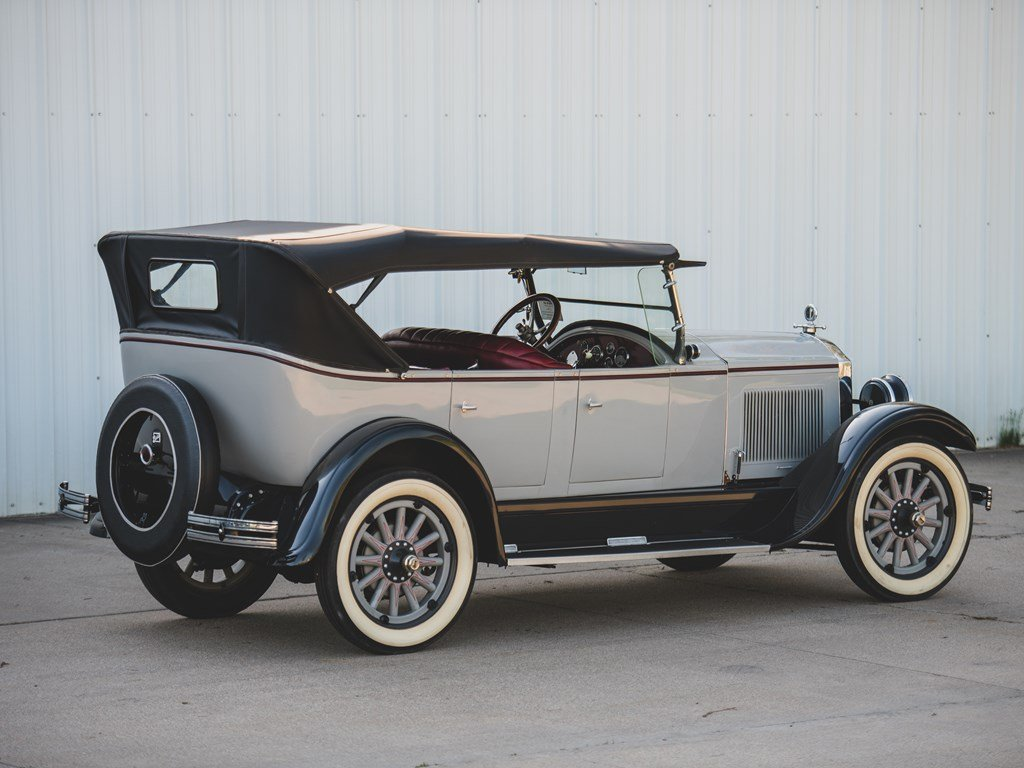 1925 Buick 5-25S Touring For Sale by Auction (picture 2 of 6)