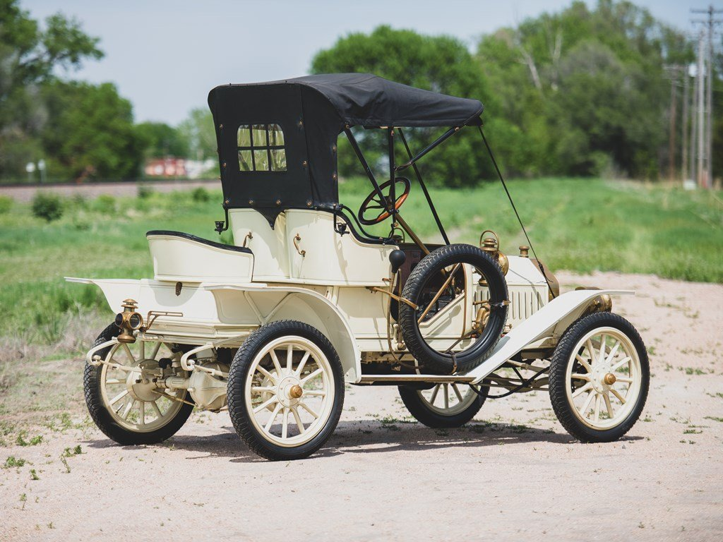 1909 Buick 10 Roadster For Sale by Auction (picture 2 of 6)