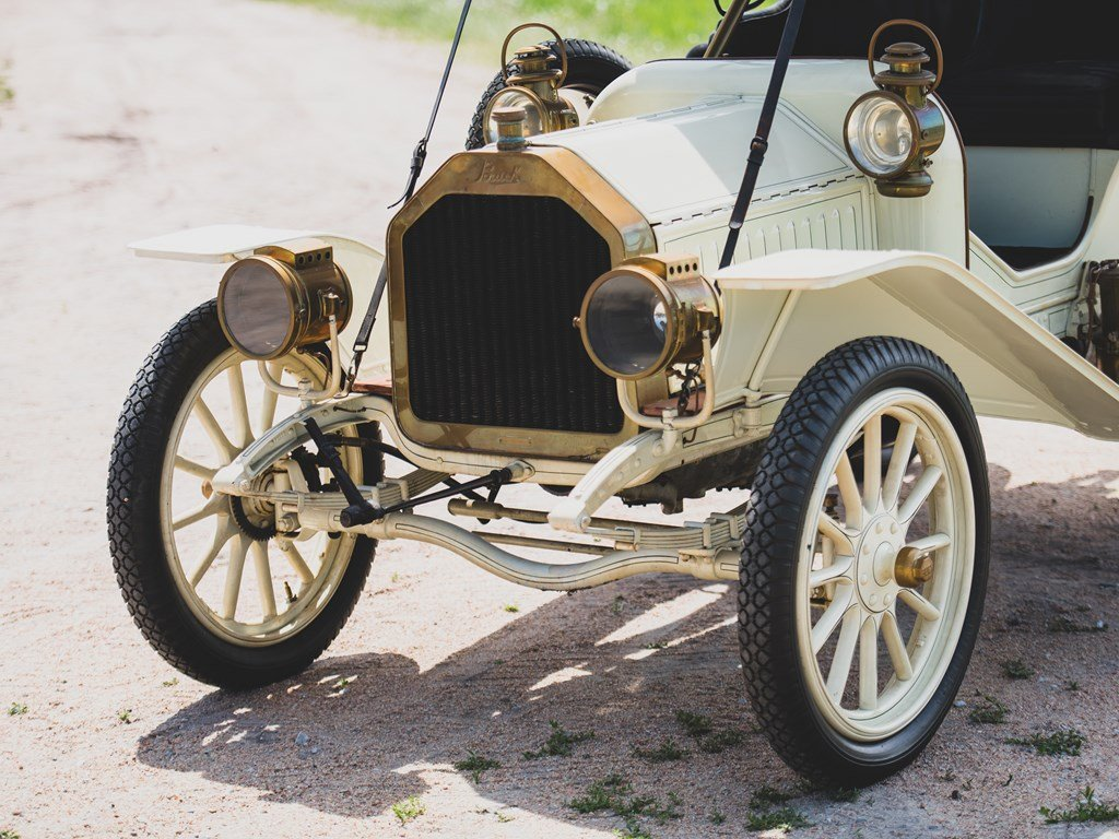 1909 Buick 10 Roadster For Sale by Auction (picture 6 of 6)