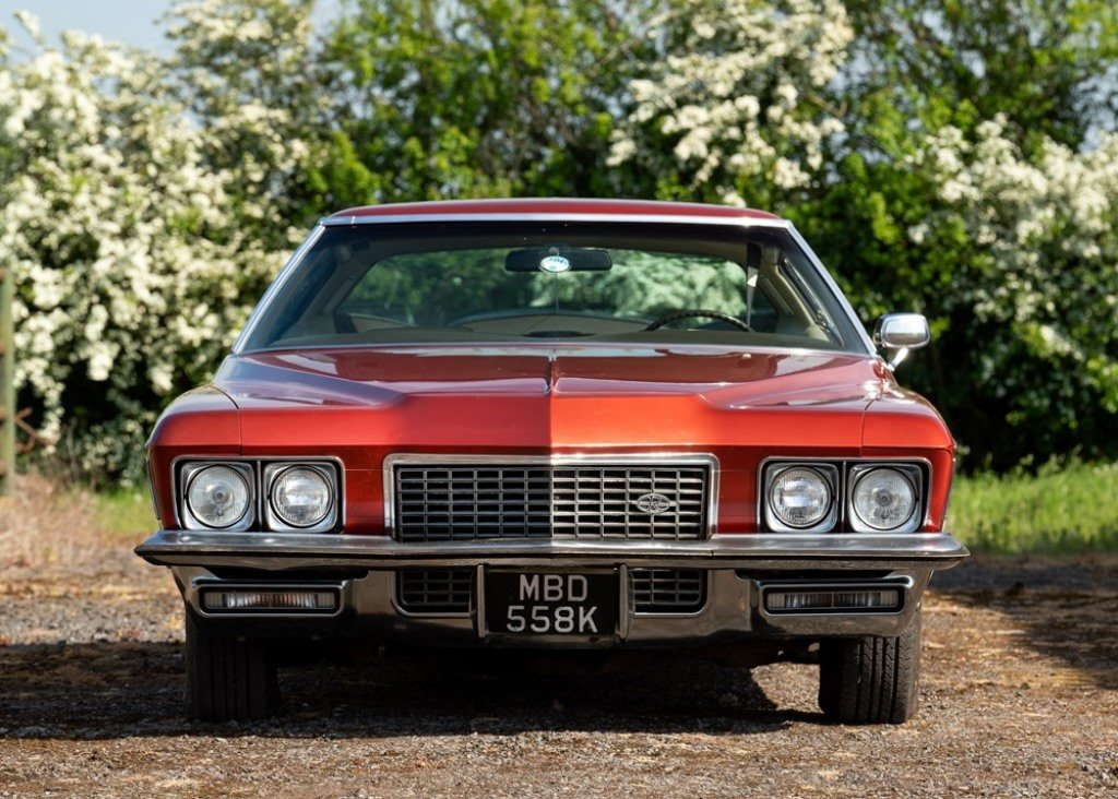 1972 Buick Riviera Boattail Coup (Generation Three) SOLD by Auction (picture 1 of 6)