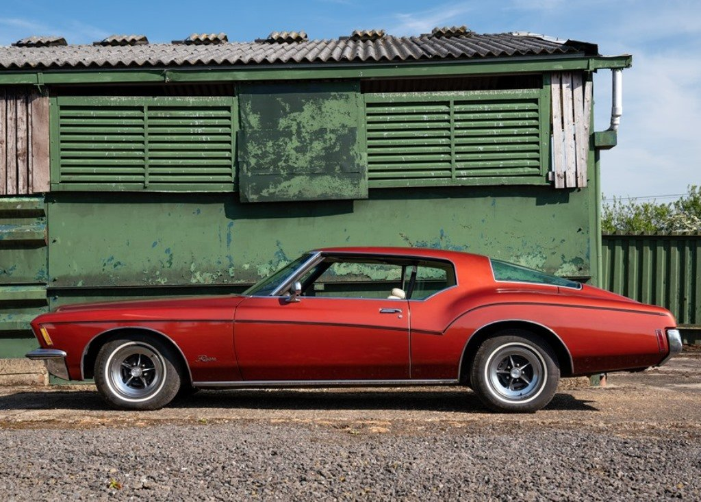 1972 Buick Riviera Boattail Coup (Generation Three) SOLD by Auction (picture 2 of 6)