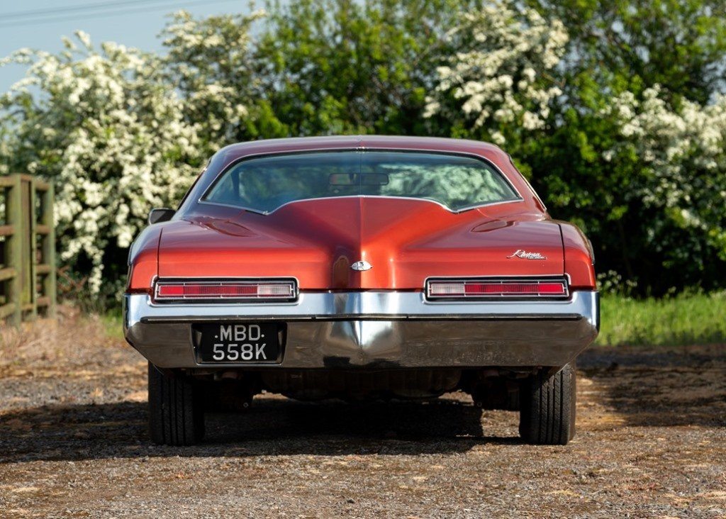 1972 Buick Riviera Boattail Coup (Generation Three) SOLD by Auction (picture 3 of 6)