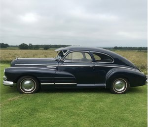 1948 Buick sedanette two door