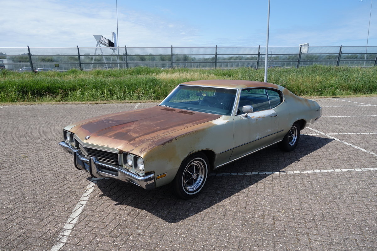 1972 Buick Skylark 2 door coupe For Sale (picture 1 of 6)
