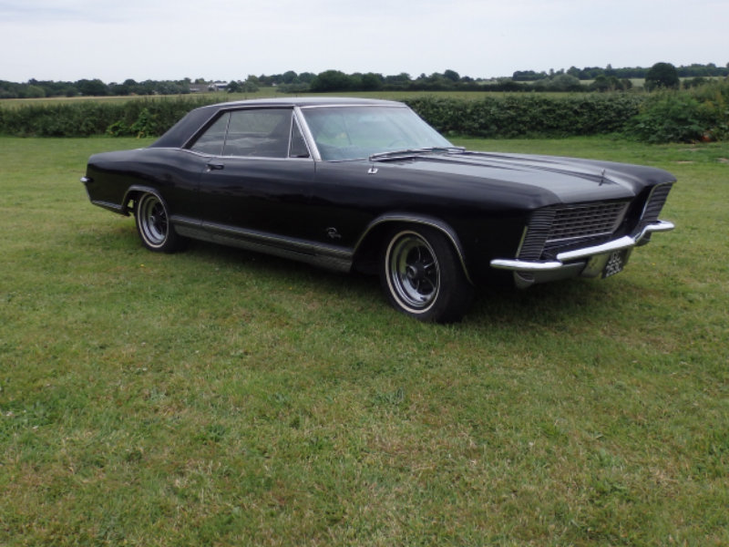 1965 Iconic 60's Clam Shell Buick Coupe 401 cubic inch For Sale (picture 1 of 6)