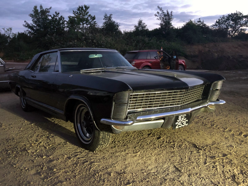 1965 Iconic 60's Clam Shell Buick Coupe 401 cubic inch For Sale (picture 2 of 6)