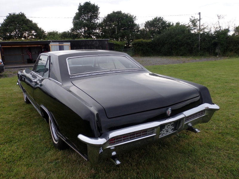 1965 Iconic 60's Clam Shell Buick Coupe 401 cubic inch For Sale (picture 3 of 6)