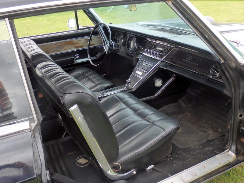 1965 Iconic 60's Clam Shell Buick Coupe 401 cubic inch For Sale (picture 4 of 6)