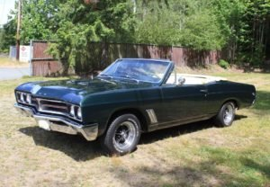 1967 Buick GS 400 Convertible Full Restored Rare Green $48.9 For Sale