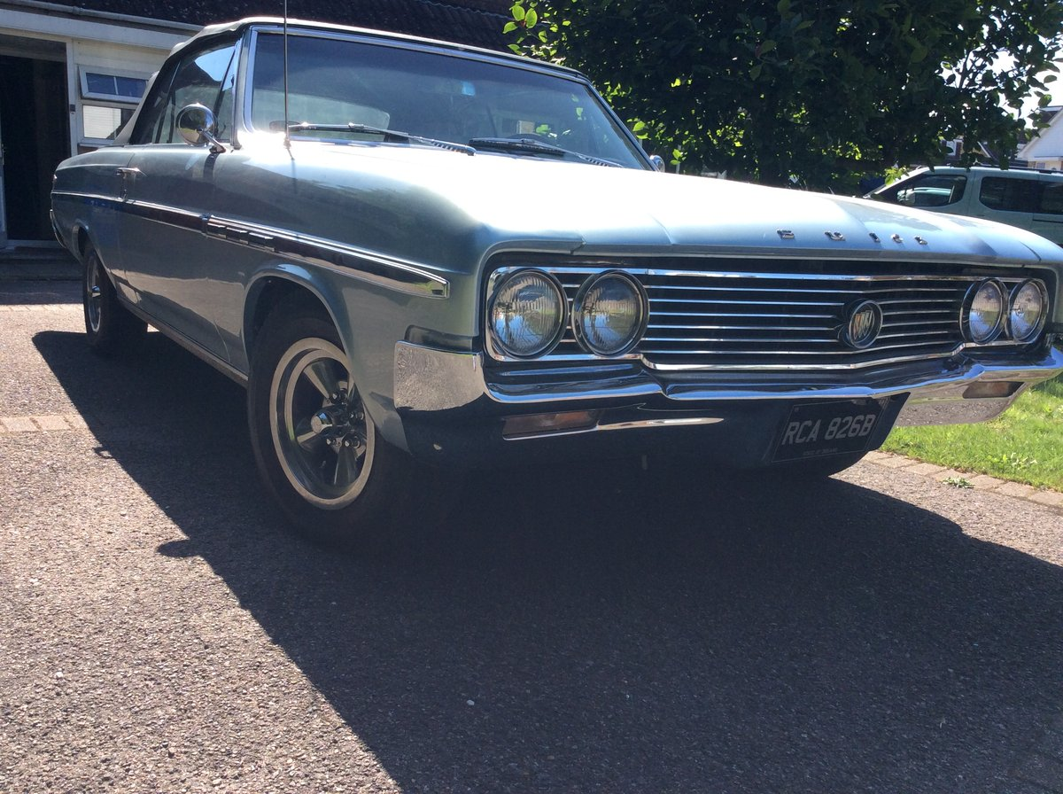 1964 Buick Skylark Convertible  For Sale (picture 2 of 6)