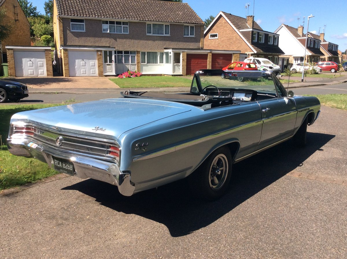 1964 Buick Skylark Convertible  For Sale (picture 3 of 6)