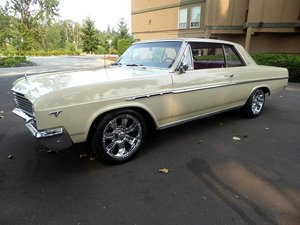 1965 Buick Skylark HardTop  Ivory driver V-8 auto $18.9k  For Sale