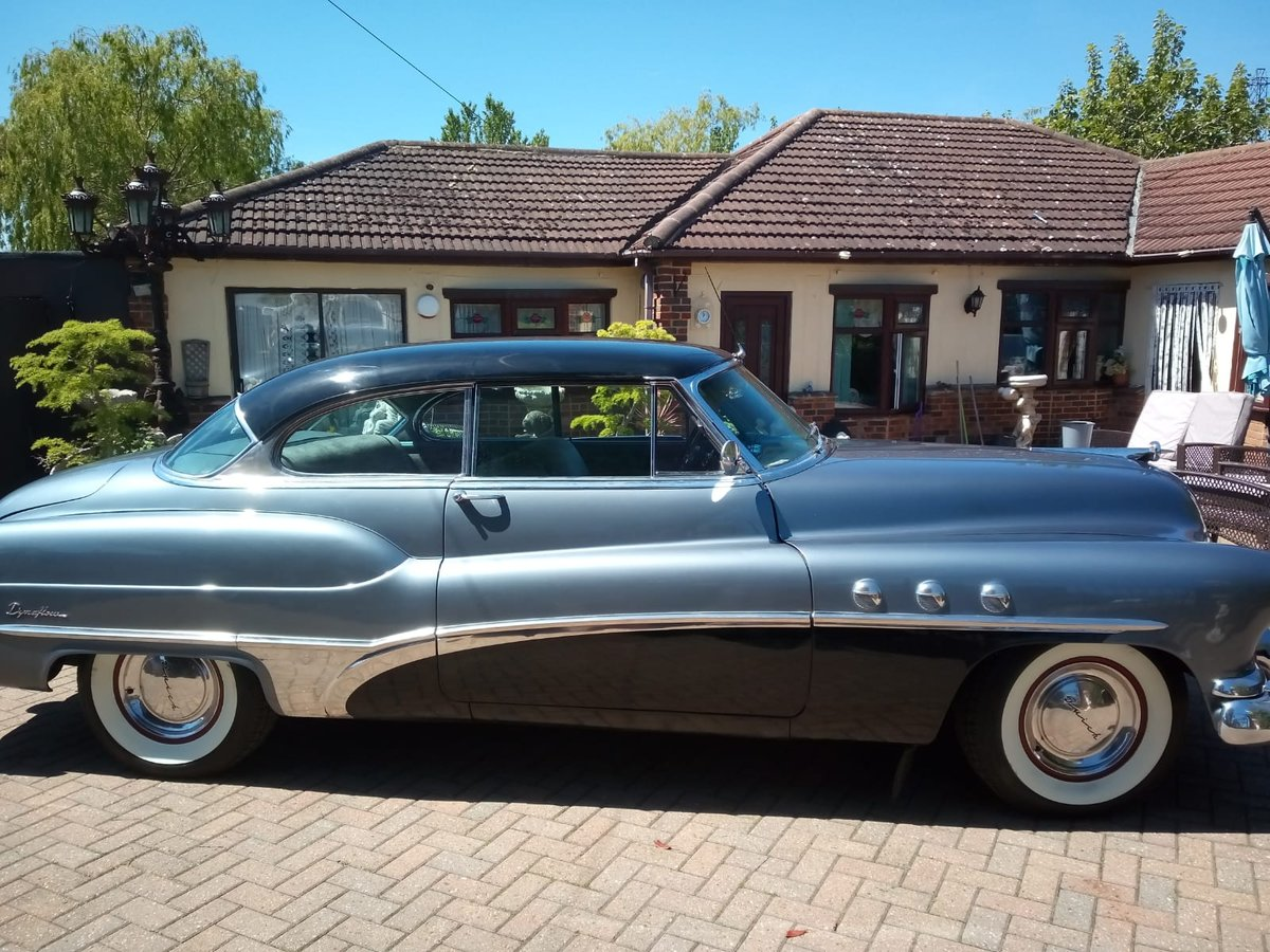 1951 Buick rare 2 door coupe For Sale (picture 3 of 6)