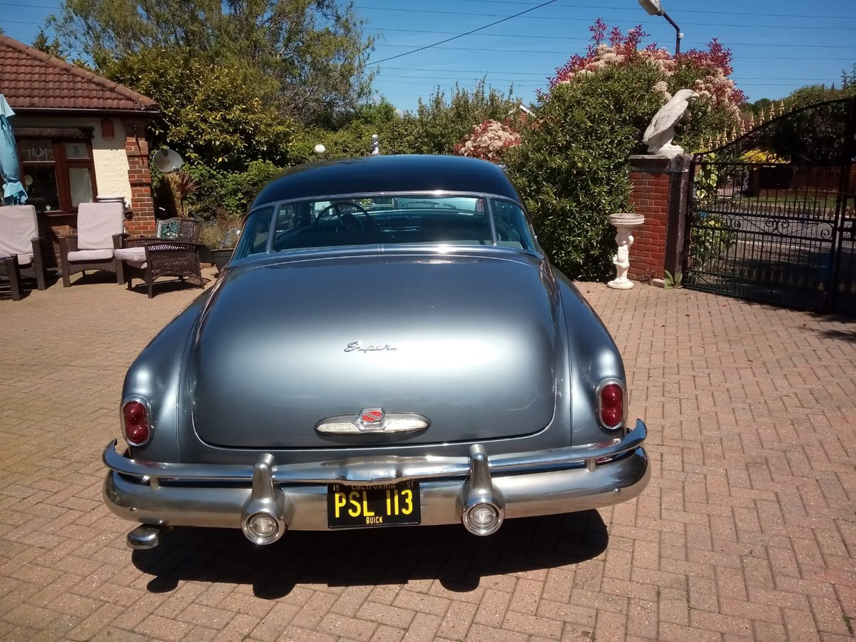 1951 Buick rare 2 door coupe For Sale (picture 4 of 6)