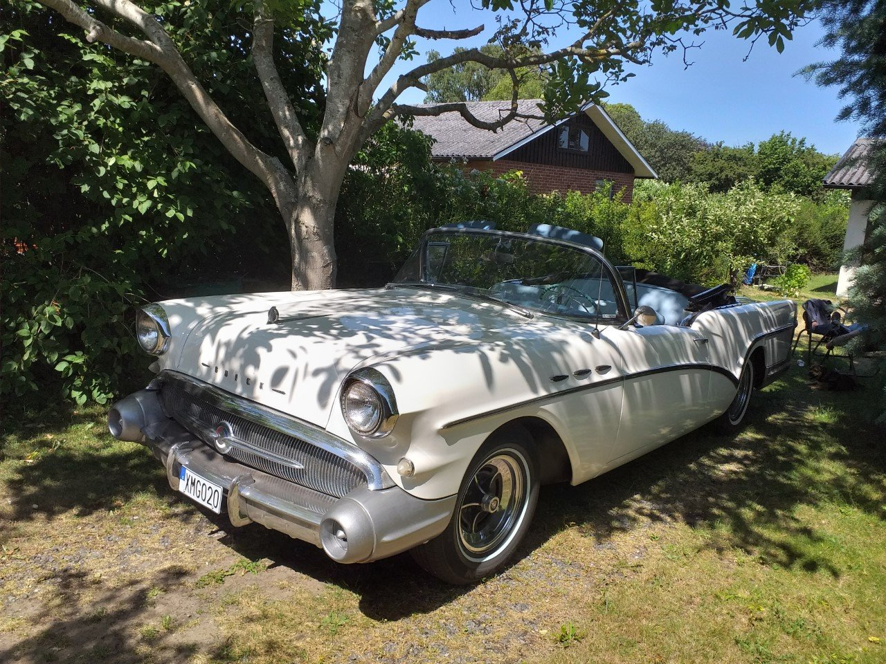 1957 Buick Special Convertible For Sale (picture 1 of 6)