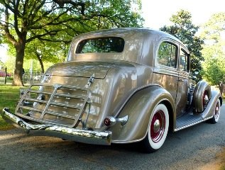 1935 Buick Victoria Show Winner PS PB PW AC Cruise C $89k For Sale (picture 3 of 6)