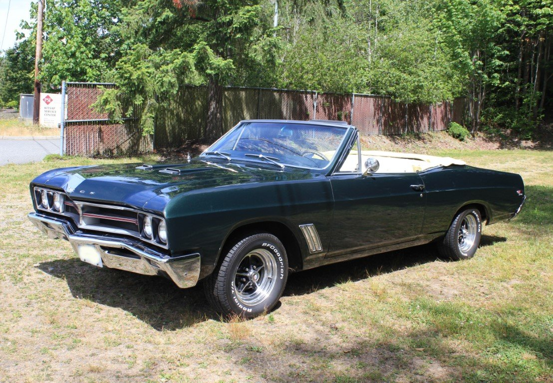 1967 Buick GS 400 For Sale (picture 2 of 6)