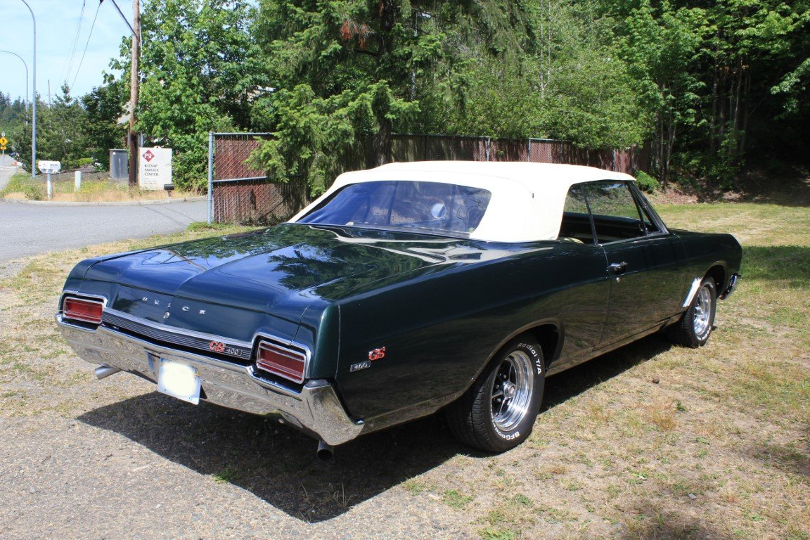 1967 Buick GS 400 For Sale (picture 3 of 6)