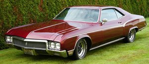 1970 Buick Riviera DONATION from South King Fire - Lot 618 For Sale by Auction
