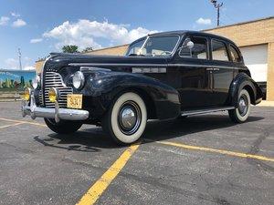 1940 Buick Special Four-Door Sedan