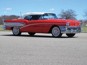 1958 Buick Century Convertible  For Sale by Auction