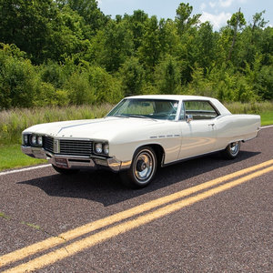 1967 Buick Electra 225 Hardtop Coupe low 7.4k miles  $18.9k