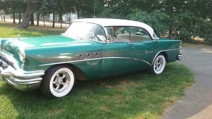 1955  Buick Special 4 Dr. - Lot 907