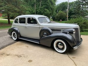 1937 Buick Series 40 Special Custom  For Sale by Auction