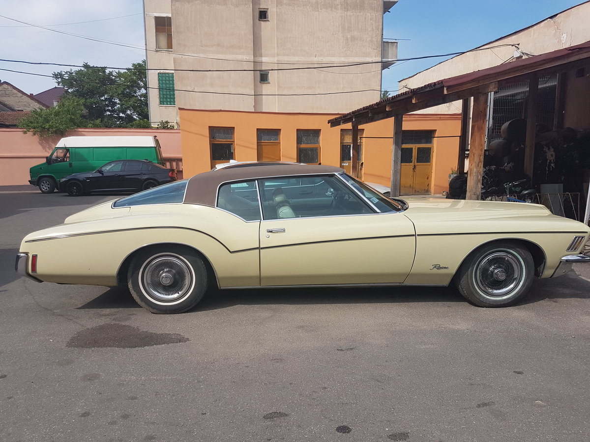 1972 Buick riviera boat tail For Sale (picture 1 of 5)