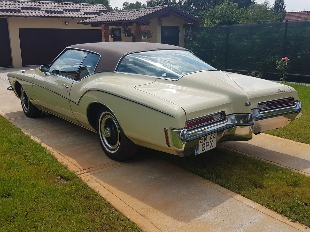 1972 Buick riviera boat tail For Sale (picture 3 of 5)