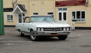 1964 Buick Wildcat, big block manual 4 speed.