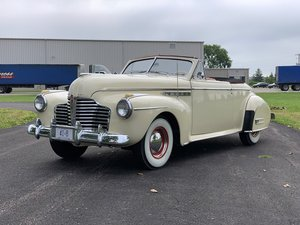 1941 Buick Super Convertible Coupe  For Sale by Auction