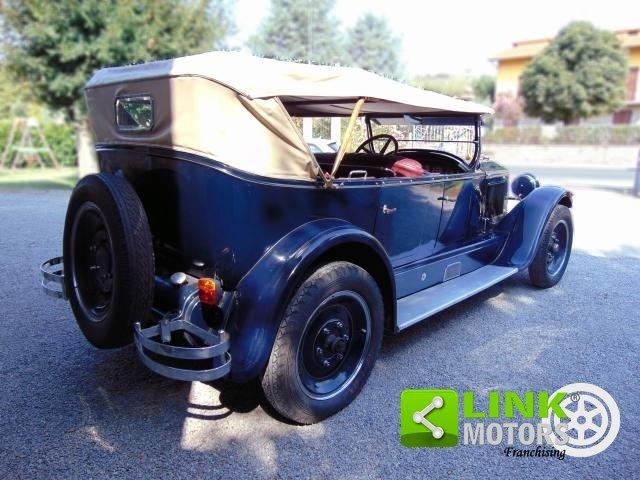 Buick Standard-Six Torpedo, anno 1929, da immatricolare, un For Sale (picture 6 of 6)