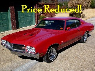 1970 Buick GS455 455 Stage 1 Auto AC Full Restored  $46.7k For Sale