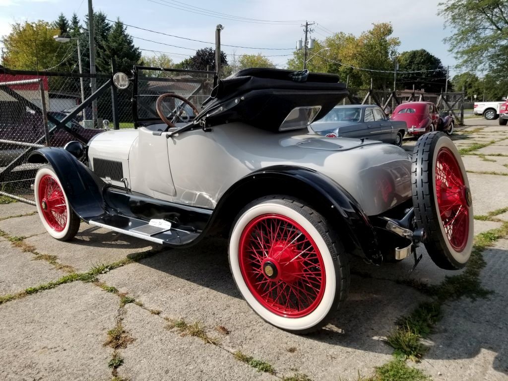 1919 Buick Model H44 Roadster For Sale (picture 2 of 6)