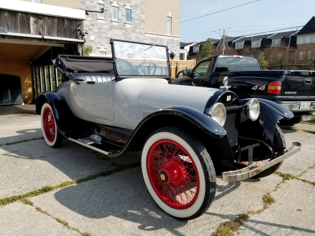 1919 Buick Model H44 Roadster For Sale (picture 1 of 6)