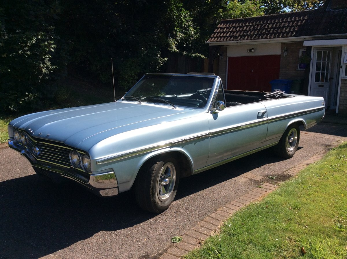 1964 Buick Skylark Convertible  For Sale (picture 1 of 6)