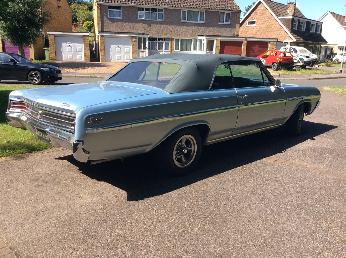 1964 Buick Skylark Convertible  For Sale (picture 4 of 6)